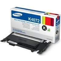 SamsungCLT-K4072S Black OriginalToner Cartridge - Standard Yield 1500 Pages - SU128A