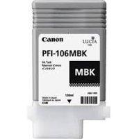 Image of Canon Pfi-106MBK Pigment Ink Tank 130ML