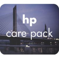 HP Care Pack - Extended service agreement for LaserJet 9000- labour - 1 year - on-site