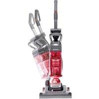 Hoover Globe Black & Red Bagless Upright Multi Cyclonic Vacuum Cleaner