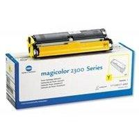 Image of Konica Minolta Yellow Toner Cartridge For Magicolor 2300 (1,500 prints)