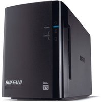 Buffalo DriveStation Duo HD-WL6TU3R1-EB 6TB (2 x 3TB) USB 3.0 RAID 2 Bay Desktop NAS