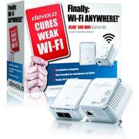'Devolo Dlan 500 - Wifi Twin Powerline Starter Kit