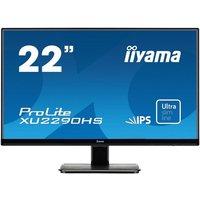 """Iiyama ProLite XU2290HS-B1 22"""" IPS VGA DVI HDMI Monitor Full HD"""