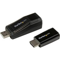 'Startech.com Samsung Xe303 Chromebook Vga And Ethernet Adapter Kit - Hdmi To Vga - Usb 2.0 To Ethernet