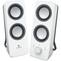 Logitech PC Speakers Z200 Snow White