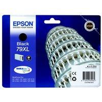 Image of Epson DURABrite 79XL Black Ink Cartridge