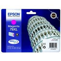Image of Epson DURABrite 79XL Magenta Ink Cartridge