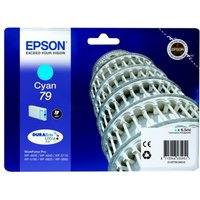Image of Epson 79 DURABrite Cyan Ink Cartridge