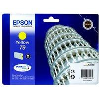 Image of Epson 79 DURABrite Yellow Ink Cartridge