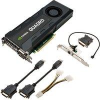 Image of PNY NVIDIA Quadro K5200 8GB GDDR5 Dual DVI DisplayPort PCI-E Graphics card