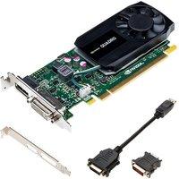 Image of PNY NVIDIA Quadro K620 2GB DDR3 DVI DisplayPort PCI-E Graphics card