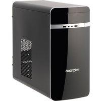 'Zoostorm Desktop Pc Intel Core I7-4790 12gb Ddr3 Ram 2tb Hdd Matx Case With Dvdrw No Os 1yr Collect & Return Warranty - 7260-3027