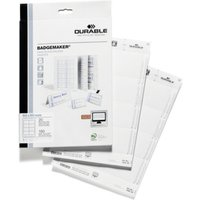 Durable Badgemaker 160 Inserts 60 x 90 mm