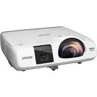 Epson Eb-536wi Short Throw WXGA HD Ready Projector