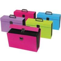 Rexel Joy Expanding File Pink Rx23441