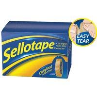 Image of Sellotape Golden Tape 19mmx66m 1443252 - 16 Pack