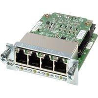 'Cisco Gigabit Etherswitch Ehwic Switch Managed Poe