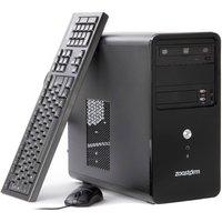 'Zoostorm 7260-2042 Desktop Pc, Intel Core I7-4790 3.6ghz, 12gb Ram, 120gb Ssd, Dvdrw, Intel Hd 4600, Matx Case, Windows 8.1 Pro Downgraded To Windows 7 Pro