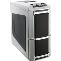 6XR9 Computer Mid tower ATX Gaming Case Silver