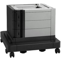 HP LaserJet 2x500-sheet High-capacity Input Feeder with Stand