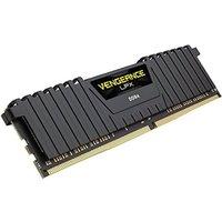 Corsair Vengeance LPX Black 8GB (1x8GB) DDR4 2400mhz 1.2v Standard Dimm