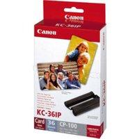 Image of Canon KC 36IP Print cartridge / paper kit