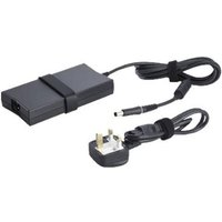 Dell 130W AC Adapter (3-pin) with UK Power Cord