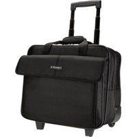 "Kensington SP Classic Notebook Roller Case for up to 15.4"" Laptops - Black"
