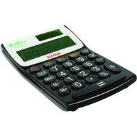 Aurora EcoCalc 12 Digit Calculator - Black