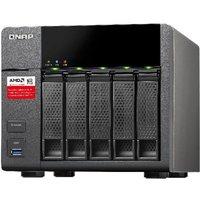 QNAP TS-563-8G 8GB RAM 5 Bay Desktop NAS Enclosure