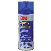 3m Spray Mount Adhesive Spray Cfc-free 400ml