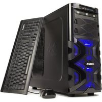 Zoostorm Gaming andamp; Media Desktop PC, Intel Core i5-4690 Processor, 8GB RAM, 2TB HDD, 120GB SSD, NVIDIA GeForce GTX-970 Graphics, DVD/RW, Windows 10 Home - 7200-5106