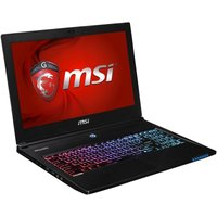 MSI GS60 2QE(Ghost Pro 4K)-668UK Gaming Laptop, Intel Core i7-5700HQ 2.7GHz, 16GB RAM, 128GB SSD, 1TB HDD, 15.6andquot; UHD, No-DVD, NVIDIA GTX 970M 3GB, Webcam, Bluetooth, Windows 8.1 64bit