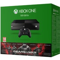 5C6-00105 Xbox One Console + Gears of War Game Bundle