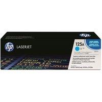 HP 125A Cyan Toner Cartridge 1400 Pages - CB541A
