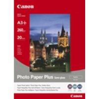 Canon Semi Gloss Photo Paper A3+ 260gsm 20 Sheets