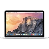 Apple MacBook 12 Laptop, Intel Core M 1.1GHz DC, 8GB RAM, 256GB SSD, 12andquot; LED IPS, No-DVD, Intel HD, WIFI, Webcam, Bluetooth, Yosemite OS X