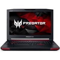 Acer G9-591 Predator Gaming Laptop, Intel Core i7-6700HQ 8GB RAM 1TB HDD 128GB SSD, 15.6andquot; FHD, DVDRW, NVIDIA GTX 970M, Windows 10 Home