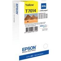 Image of Epson T7014 Yellow Extra High Yield Inkjet Cartridge