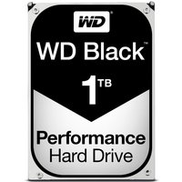 "'Wd Black 1tb 3.5"" Sata Desktop Hard Drive"