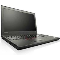 Lenovo ThinkPad T550 Laptop, Intel Core i7-5600U vPro 2.6GHz, 8GB RAM, 256GB SSD, 15.6andquot; Full HD, No-DVD, Intel HD, WIFI, Webcam, Bluetooth, Windows 7 + 10 Pro Flyer 64bit