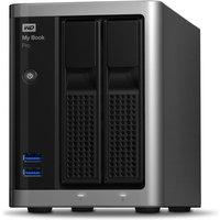 WD My Book Pro 10TB RAID Storage USB 3.0 Desktop External Hard Drive