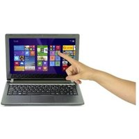 Zoostorm Touchscreen Laptop, Intel Celeron Dual Core 1037U 1.8GHz, 4GB RAM, 500GB HDD, 11.6andquot; Touch LED, No-DVD, Intel HD, WIFI, Bluetooth, Windows 8.1 64bit