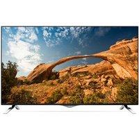 "Image of 49"" Ultra Hd Smart Led Tv 3840 X 2160 Resolution Black 3 X Hdmi 2 X"