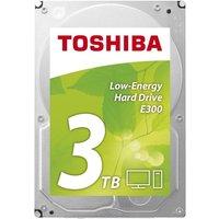 "Toshiba E300 3TB 3.5"" SATA Low Energy Desktop Hard Drive"