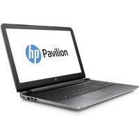 HP Pavilion 15-ab242na Laptop, Intel Core i7-6500U 2.5GHz, 8GB RAM, 1TB HDD, 15.6andquot; LED, DVDRW, Intel HD, WIFI, Bluetooth, Windows 10 Home 64bit