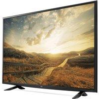 "Image of LG 43"" Ultra HD Smart LED TV 3840 x 2160 Resolution 2 x HDMI 1 x SCART"