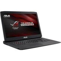 Asus G752VT Gaming Laptop, Intel Core i7-6700HQ 2.6GHz, 16GB RAM, 128GB SSD, 1TB HDD, 17.3andquot; LED, Blu-Ray, NVIDIA GTX 970M, WIFI, Bluetooth, Webcam, Windows 10 Home