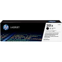 Image of HP 201X High Yield Black Toner Cartridge - CF400X